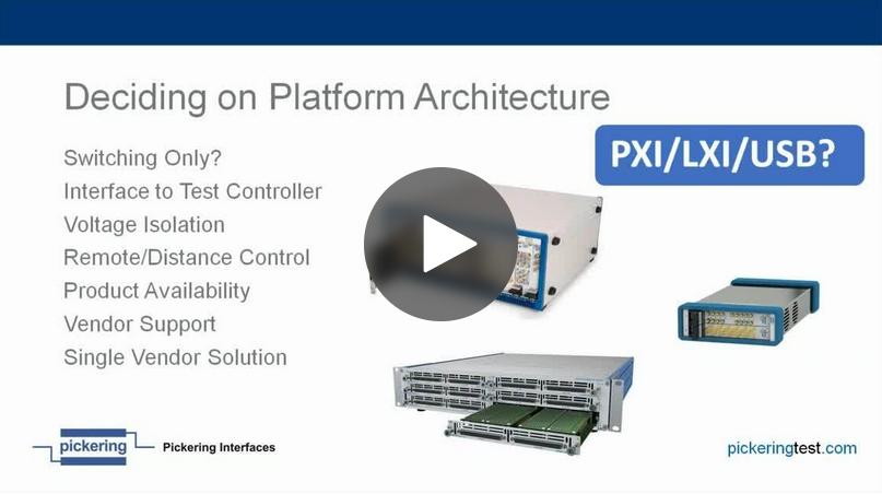 Deciding on Platform Architecture