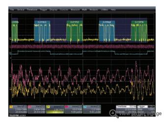 Teledyne LeCroy AudioBus - I2S - Serial Audiobus Trigger, Decode