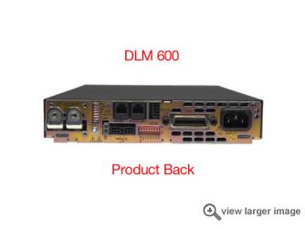 Sorensen Dlm 600 Watt Half Rack Programmable Dc Power