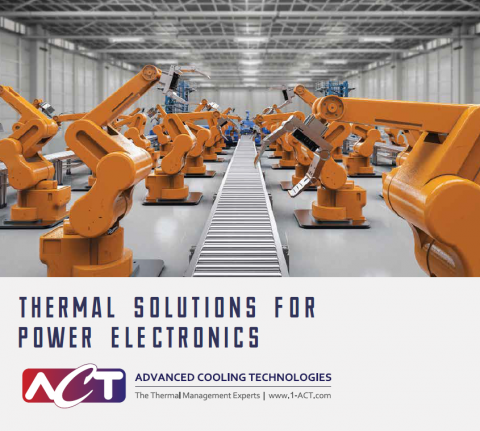 Thermal Solutions for Power Electronics