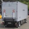 Weiss Technik - temperature controlled trailer