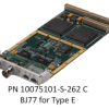 GET Engineering - Ruggedized Conduction Cooled NTDS PMC Serial Adapter