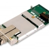 Abaco - NIC10G Dual 10GbE XMC Card with Front or Rear I/O