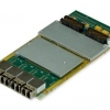 Abaco - SPR507B 4-Channel Serial FPDP Interface PMC/XMC Module with PCI Express x4 Gen 2 Interface