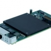 Abaco - NIC10GFT Network Interface Card, Dual 10GBASE-T XMC with Front I/O