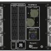 PowerGridm - 3U/4U/5U Back Plane Module - 24 VDC Input - PG800 Version