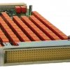 VTI Instruments - EX1200-3001 8 (1x8) 2-wire multiplexer, 300V/2A