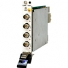 VTI Instruments - EMX-4380  625 kSa/s, 4 Ch, 24-bit Smart PXIe DSA Instrument, Charge, IEPE and Voltage