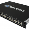 Crystal Rugged - RCS7450-24 Rugged Crystal Switch