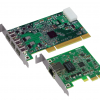 Matrox Imaging - Concord Family of Gigabit Ethernet NICs and IEEE 1394b adaptors