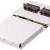 Abaco - NVP2009 NVIDIA Quadro Pascal P2000 XMC Graphics & GPGPU Card with DisplayPort, 3G-SDI, CVBS and STANAG 3350, RS-170/RS-343 outputs Outputs