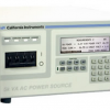 California Instruments - i-iX Series II 3kVA - 15kVA AC/DC Power Source with a high performance power analyzer