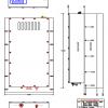 AR Modular - KMA2020-M1 - 100 Watts CW, 10 kHz - 230 MHz RF power amplifier