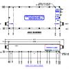 AR Modular - KMA2040 - 200 Watts, 500 kHz - 40 MHz, Amplifier Module
