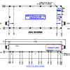 AR Modular - KMA2040P - 200 Watts, (CW/Pulse) 500 kHz - 40 MHz, Amplifier Module