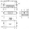 AR Modular - KMW1060 - 20 Watts, 1 - 512 MHz, Amplifier Module
