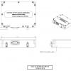 AR Modular - KMW2026-M15 - 40 Watts, 225 - 450 MHz, Amplifier Module