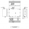 AR Modular - KMW2026-M5 30 Watts, 30 - 512 MHz Amplifier Module with Break Point