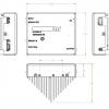 AR Modular - KMW2040-LTE - 100W CW/120W PEAK 225-400MHz