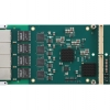 Abaco - PNIC1G PCI Mezzanine Card (PMC) Dual/Four Channel 10/100/1000 Mbit/s Ethernet