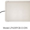 SunAR RF Motion - LP425PCB-O-DIN - Broadband Directional Antenna 400 MHz–3 GHz