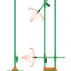 SunAR RF Motion - TLT2 - Bore-Sight Antenna Positioning Tower