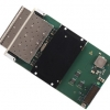 Abaco - XMC477RC Four Channel SFP Gigabit Ethernet Interface