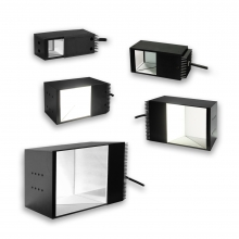 Advanced Illumination - DL225 Square Coaxial Lights