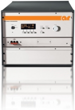Amplifier Research - 200T18G26z5A - 200 Watt CW, 18 - 26.5 GHz self contained, forced air cooled, broadband traveling wave tube (TWT) microwave amplifier