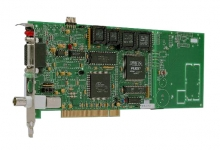 Brandywine - PCI SyncClock32: PCI Input/Output timing card with IRIG B, 1PPS and other time codes