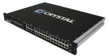 Crystal Rugged - RCS7450-24 Rugged Crystal Switch