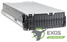 Seagate - Exos AP 4U100 Compute & Storage System