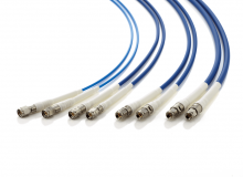 Junkosha - MWX6 Series cables - Highly Precise Skew Matching Assemblies
