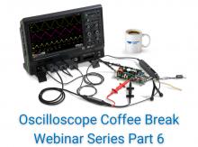 Testing Noisy Power Supply Outputs - Oscilloscope Coffee Break Webinar Series