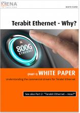 Terabit Ethernet - Why?