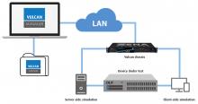 Xena Networks - Vulcan - Stateful Ethernet Traffic Generation and Analysis platform