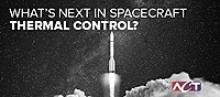 What's next in spacecraft thermal control?