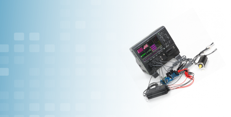 Teledyne LeCroy - MDA800A Motor Drive Analyzers