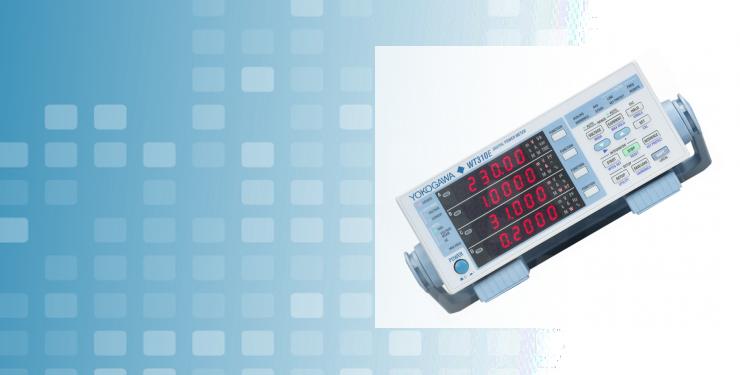 Yokogawa - WT300E Digital Power Meter