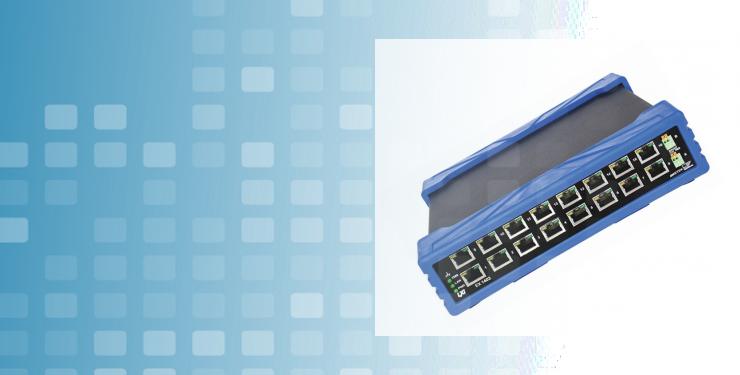 VTI Instruments - EX1403A - 16-Channel bridge and strain gauge measurement instrument