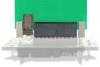 Reflex Photonics - LightCONEX LC 150G (full duplex) plug-in module connector