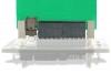 Reflex Photonics - LightCONEX LC 50G (full duplex) and 150G plug-in module connector