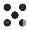 Advanced Illumination - Reticles - For SL191 Pattern Generating Spot Light