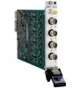 VTI Instruments - EMX-4350 625 kSa/s DSA Instr., 4 Ind. Diff. Ch., 24-bit Digitizer