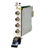 VTI Instruments - EMX-4380  625 kSa/s, 4 Ch, 24-bit Smart PXIe DSA Instrument, Charge, IEPE and Voltage