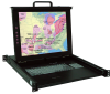 "Crystal Rugged - KSR117 Industrial 17"" Display w/1 port KVM"