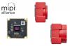 AVT - Alvium 1500 C -500 Embedded vision CSI-2 camera with AR0521 sensor
