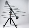 Amplifier Research - ATL80M1G - 80 - 1000 MHz, 2000 Watt input power, Log-Periodic Antenna (includes vertical to horizontal pivot)